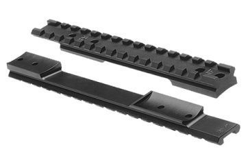 Nightforce One Piece Base HS 700 - Short Action 20 MOA 8-40 screws