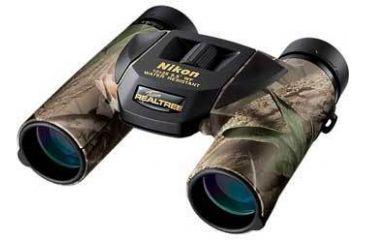 Nikon 10x25 Team Realtree Compact Binoculars - 7552