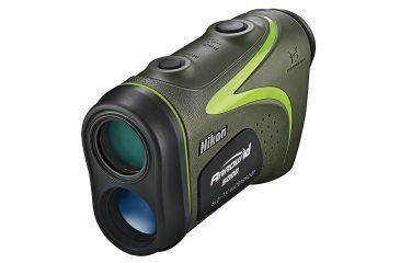Nikon 16228 Arrow ID 5000 6x21mm Obj 5yds-600yds 18.3mm Eye Relief Black Green