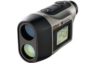 Nikon Callaway Golf idTECH Rangefinder with Slope, LCD Screen 8375 id Tech Range Finder