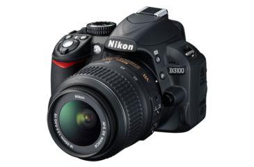 Nikon D3100 14.2 MP SLR Camera w/18-55mm Lens 25472