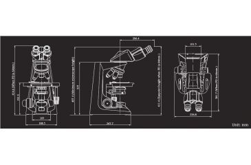 Nikon E 200 Microscope Diagram
