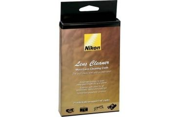 Nikon Lens Cleaner Wet Cloth 8175