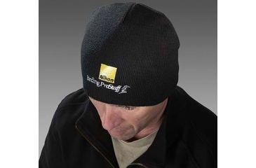 Nikon ProGear Black Knit Beanie