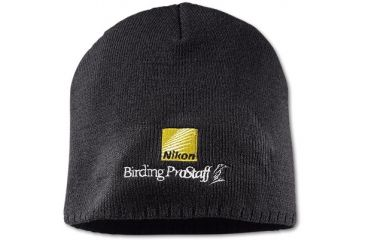 Nikon Pro Gear Birding ProStaff Knit Beanie-Black F09025-02