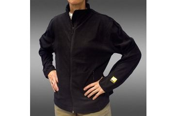 Nikon ProGear Black Ladies' Microfleece Jacket
