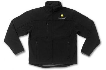 Nikon Pro Gear Men's Birding ProStaff Softshell Jacket-Black F09027-02