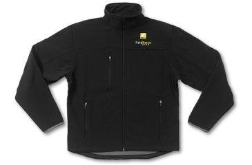Nikon Pro Gear Men's Field Recon Softshell Jacket-Black F09022-02