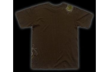 Nikon ProGear Chocolate Scroll Short Sleeve T-Shirt