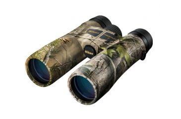 Nikon Prostaff 7S 10x42 Waterproof Binocular, Realtree Xtra Green 16004