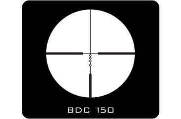 Nikon P-22 2-7x32 Rifle Scope w/ BDC150 Reticle 8499