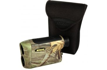 Nikon Monarch Laser800 Realtree Laser Rangefinder 8357 and Case
