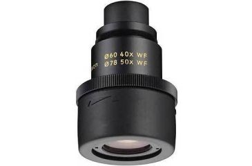 Nikon Wide Angle Fieldscope Eyepiece 27x for 50mm / 40x for 60mm / 50x for 78mm & 82mm Spotting Scopes - 7464