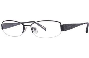 Nina Ricci NR2258F Bifocal Prescription Eyeglasses - Frame Black, Size 52/16mm NR2258F01