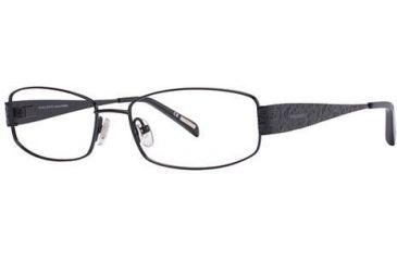 Nina Ricci NR2259F Single Vision Prescription Eyeglasses - Frame Black, Size 54/16mm NR2259F01
