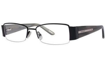 Nina Ricci NR2262F Bifocal Prescription Eyeglasses - Frame Black/Grey, Size 52/16mm NR2262F01