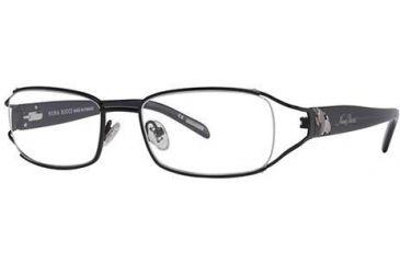 Nina Ricci NR2273F Eyeglass Frames - Frame Black, Size 51/18mm NR2273F01