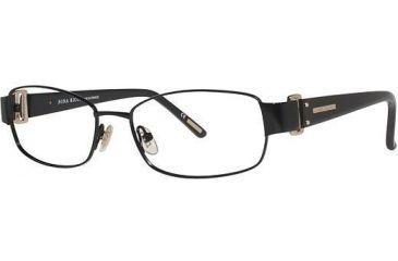 Nina Ricci NR2401 Eyeglass Frames - Frame Black, Size 53/16mm NR2401F01