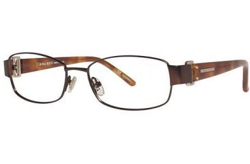 Nina Ricci NR2401 Eyeglass Frames - Frame Brown, Size 53/16mm NR2401F02