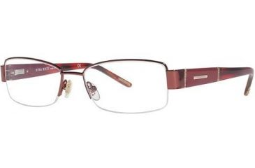 Nina Ricci NR2403 Single Vision Prescription Eyeglasses - Frame Red NR2403F04