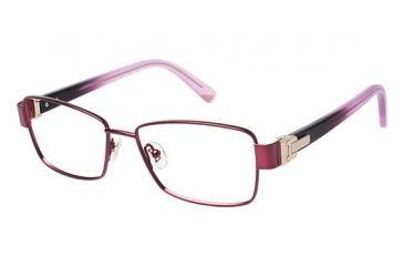 Nina Ricci NR2404CF Bifocal Prescription Eyeglasses - Frame DARK PURPLE, Size 52/15mm NR2404CF03