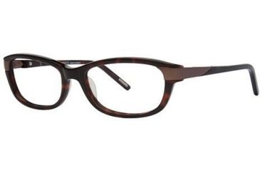 Nina Ricci NR2570F Bifocal Prescription Eyeglasses - Frame Dark Tortoise Shell, Size 53/16mm NR2570F03