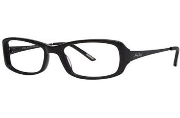Nina Ricci NR2571F Single Vision Prescription Eyeglasses - Frame Black, Size 53/17mm NR2571F01