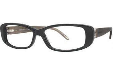 Nina Ricci NR2578 Bifocal Prescription Eyeglasses - Frame Black/Taupe NR2578F01