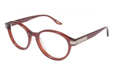 Nina Ricci NR2608 Bifocal Prescription Eyeglasses - Frame Burgundy NR2608F04