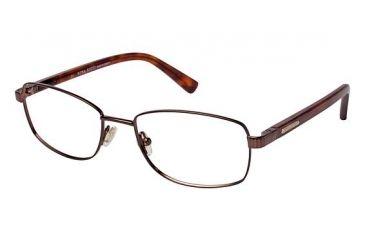 Nina Ricci NR2752 Eyeglass Frames - Frame BROWN/TORTOISE, Size 53/17mm NR2752F03