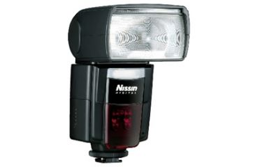 Nissin Speedlite Di866 Professional Flash for Canon or Nikon Digital SLR Cameras