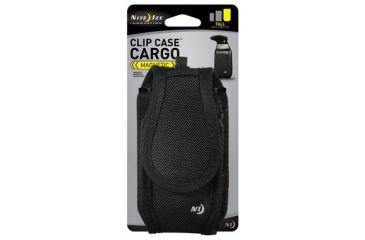 Nite Ize Cargo Clip Case, Magnet Tall - Black CCCT-03-MAG01
