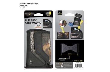 Nite Ize Clip Case Sideways Phone Case, Large - Mossy Oak CCSL-03-22