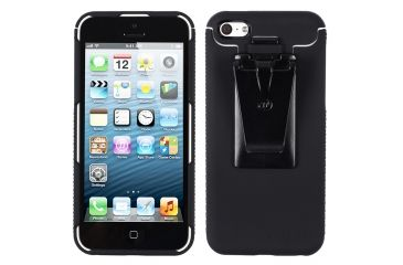 Nite Ize Connect Case iPhone 5C, Black CNT-IP5C-01SC
