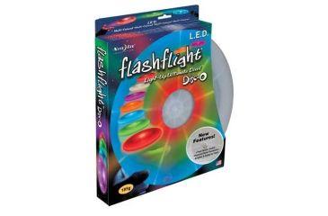 Nite Ize FlashFlight LED Illuminated Flying Disc Disc O