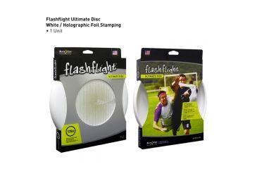 Nite Ize Flashflight Ultimate Disc, White Holographic FUD02-08-07G1