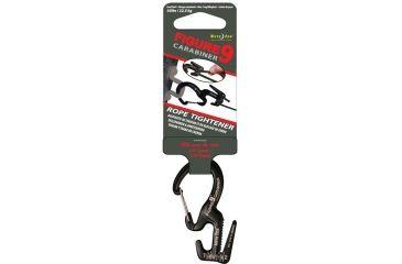Nite Ize Small Carabiner Single Pack/Black Gates MC9S-02-01