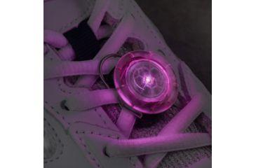 Nite Ize ShoeLit LED,Pink NST-M3-R3