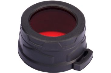 Nitecore 40mm Red Filter for MH25 and EA4 Flashlights NITECORE-NFR40