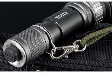 Niteye TF25 Tactical LED Flashlight - 500 Lumens - Uses 2 x CR123, Black NITEYE-TF25-XML2