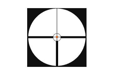 Flashdot Reticle No 9