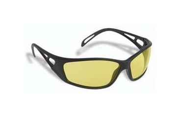 North Safety Products/Haus Glasses N Vel Amber Lens T61005BA