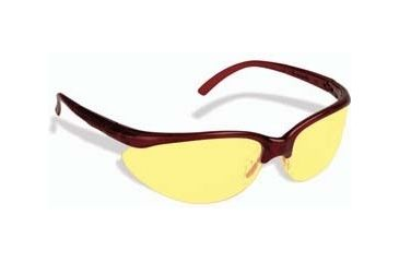 North Safety Products/Haus Glasses Pulsar Grey Lens T80005BUTCG