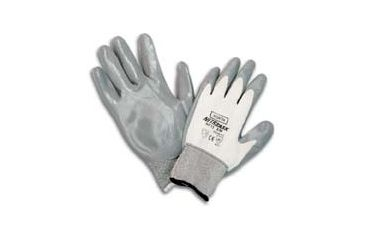 North Safety Products/Haus Glove Nylon Nitrile 9 PK12PR NF13/9L