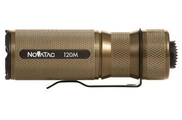 Novatac Military OPS LED High Performance Flashlight 120M