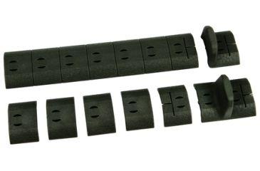 Noveske NSR Polymer Panel Set Black