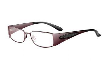 Oakley Anecdote 50mm Cabernet Women's Bifocal Progressive Prescription Glasses  OX5065-0250
