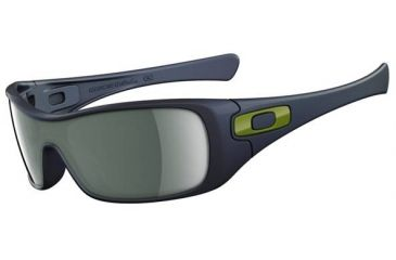 Oakley Antix Sunglasses - Steel Frame and Dark Grey Lens 03-705