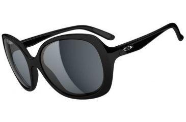 Oakley Backhand Sunglasses, Polished Black OO9178-01-RX