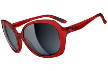 Oakley Backhand Sunglasses, Cherry Red OO9178-02-RX